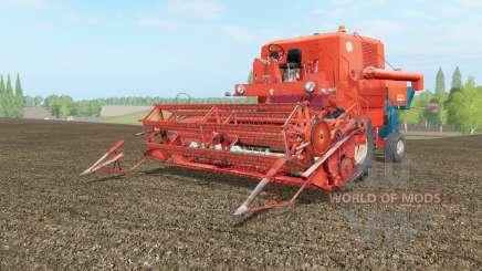 Bizon Super Z056 mojo pour Farming Simulator 2017