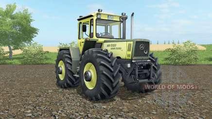 Mercedes-Benz Trac 1300-1800 pour Farming Simulator 2017