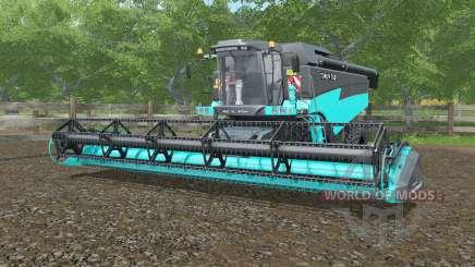 Torum 760 couleur turquoise pour Farming Simulator 2017