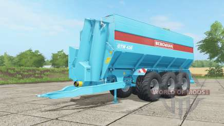 Bergmann GTW 430 ᶆulticolor für Farming Simulator 2017