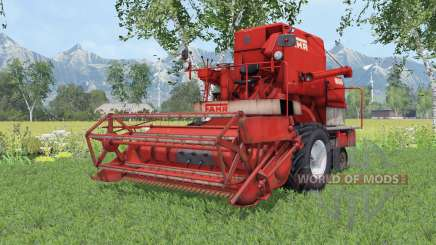 Fahr M66 twin wheels für Farming Simulator 2015