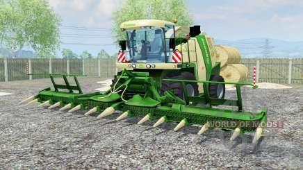 Krone BiG X 1100 beastpack für Farming Simulator 2013