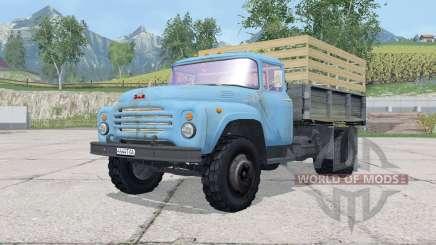 ZIL-MMZ-554 ensilage pour Farming Simulator 2015