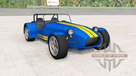 Caterham Seven pour BeamNG Drive