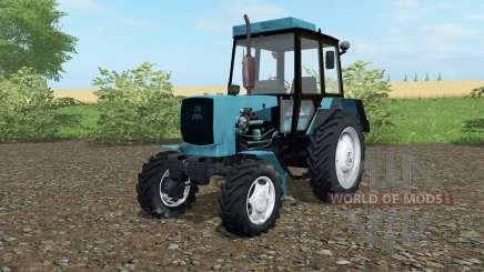 UMZ-8240 pour Farming Simulator 2017