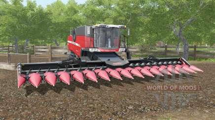 Massey Ferguson 9380 Delta with optional crawler pour Farming Simulator 2017