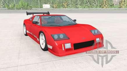 Civetta Bolide Evolution v0.690 für BeamNG Drive