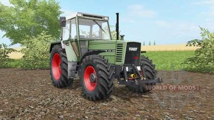 Fendt Farmer 310&312 LSA Turbomatiᶄ für Farming Simulator 2017