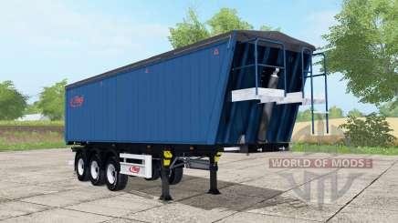 Fliegl DHKA venice blue für Farming Simulator 2017