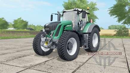 Fendt 927-939 Vario MoreRealistic für Farming Simulator 2017