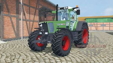 Fendt Favorit 818 Turbomatik sea green für Farming Simulator 2013