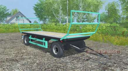 Oehler ZDK 120 B für Farming Simulator 2013