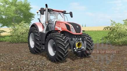 New Holland T7.290 & T7.315 für Farming Simulator 2017