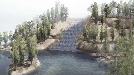 Wildcat Woodlands pour MudRunner