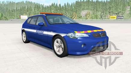 ETK 800-Series Gendarmerie für BeamNG Drive