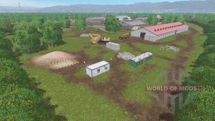 Chernovskaya v0.7.1 pour Farming Simulator 2017