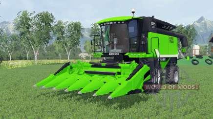 Deutz-Fahr 6095 HTS gᶉeeɳ pour Farming Simulator 2015