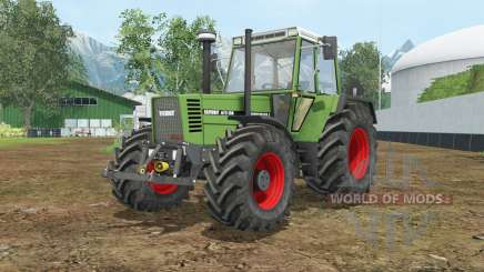 Fendt Favorit 615 LSA Turbomatiƙ E pour Farming Simulator 2015