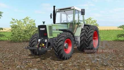 Fendt Farmer 310&312 LSA Turbomatik pour Farming Simulator 2017