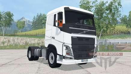 Volvo FH16 750 tractor 2014 pour Farming Simulator 2015