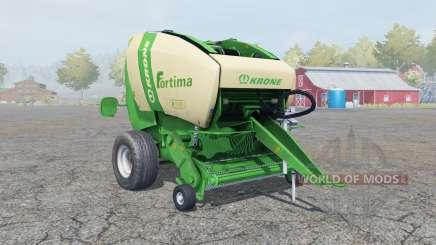 Krone Fortima V 1500 pour Farming Simulator 2013