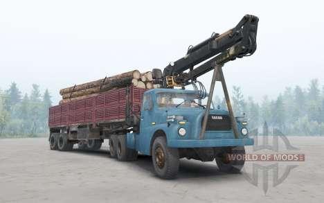 Tatra T148 für Spin Tires