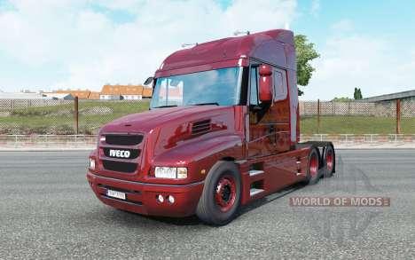 Iveco Strator pour Euro Truck Simulator 2