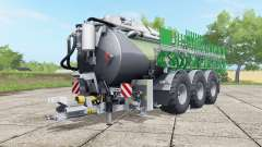 Kaweco Turbo Tanken 30000 pour Farming Simulator 2017