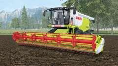 Claas Lexioꞑ 750 pour Farming Simulator 2015