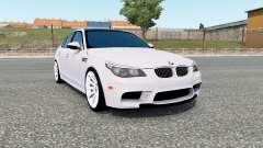 BMW M5 (E60) pour Euro Truck Simulator 2