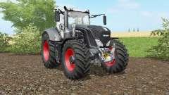 Fendt 930-948 Vario Black Edition pour Farming Simulator 2017