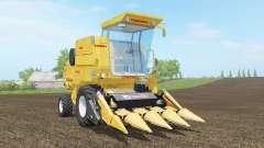New Holland Claysoɲ 8070 pour Farming Simulator 2017