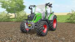 Fendt 310&313 Vario series gyrophares pour Farming Simulator 2017