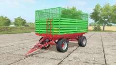Pronar T653-2 silage für Farming Simulator 2017