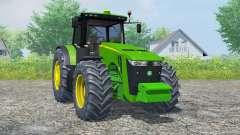 John Deere 8360R islamischen greeɲ für Farming Simulator 2013