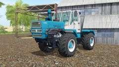 T-150K Farbe blau für Farming Simulator 2017
