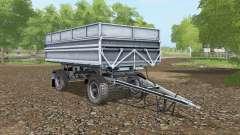 Les progrès ⱧⱲ 60.11 pour Farming Simulator 2017