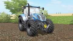 New Holland T6.145-T6.175 für Farming Simulator 2017