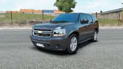 Chevrolet Tahoe (GMT900) 2007 pour Euro Truck Simulator 2