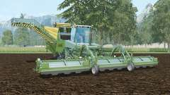 Grimme Tectron 415 pour Farming Simulator 2015