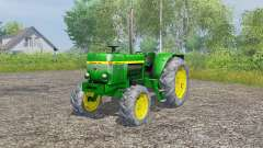 John Deere 2850 islamic green pour Farming Simulator 2013