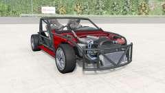 Ibishu 200BX Deathkart pour BeamNG Drive