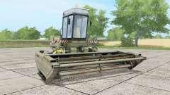 Fortschritt E 302 locust für Farming Simulator 2017