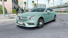 Mercedes-Benz CLS 350d
