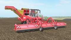 Grimme Tectroɲ 415 pour Farming Simulator 2017