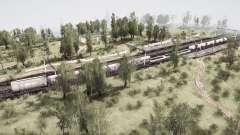 Expanses of Villages 3 für MudRunner