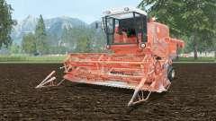 Bizon Supeᶉ Z056 pour Farming Simulator 2015