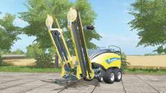 New Holland BigBaler 1290 Ɲadal R90 pour Farming Simulator 2017