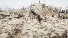 Krater Manicouagan für MudRunner