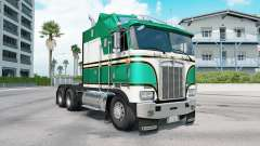 Kenworth K100E munsell green für American Truck Simulator